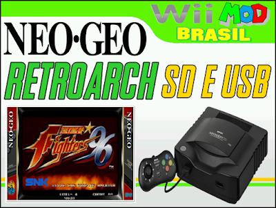 Neo Geo Bios Retroarch Wii