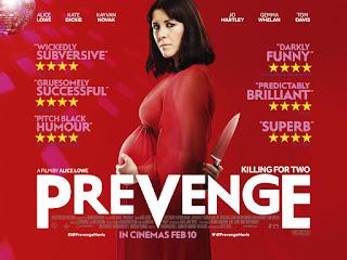 Prevenge Movie Banner Poster