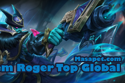 Build Gear Item Roger Mobile Legends Top Global