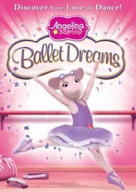 Angelina Ballerina: Sueños de Ballet en Español Latino