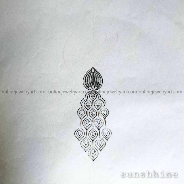 latest diamond earrings for women