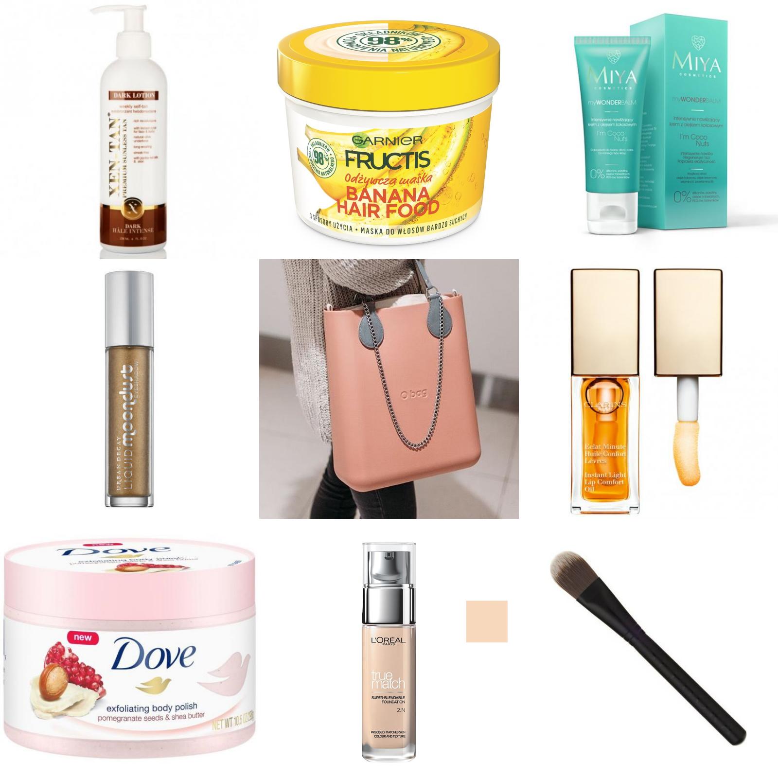 Ulubieńcy kosmetyczni - czerwiec 2019