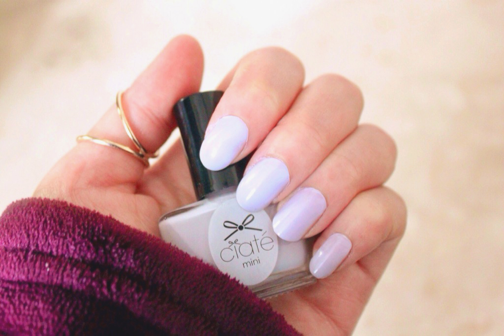 Ciate Sugarplum Nail Paint Pot Review