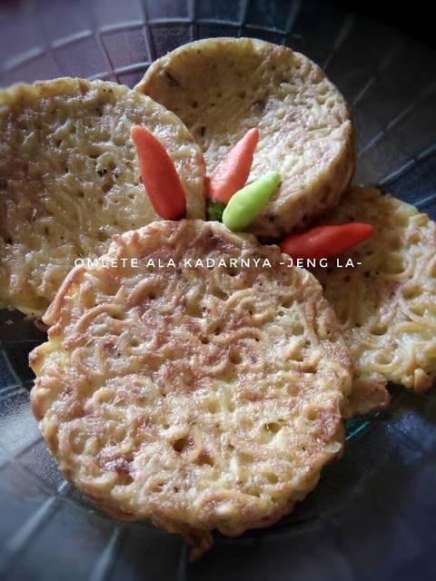 Resep omelet ala ala ala rumah makan ciwidey