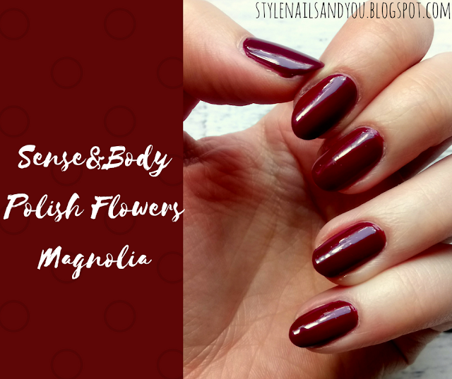 Sense&Body Polish Flowers Magnolia