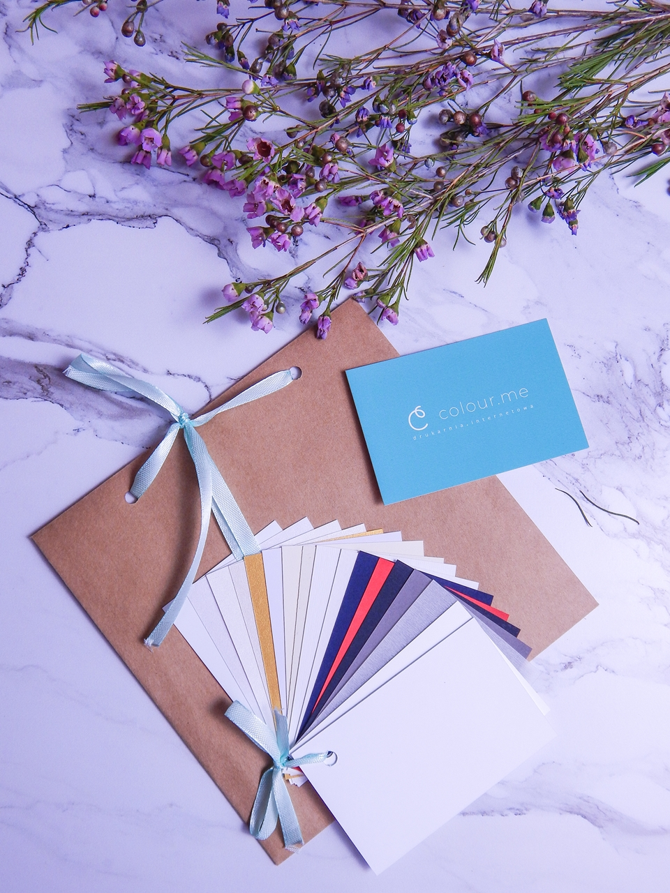 13 colour.me colourme colour me wizytówki druk wizytówek notesów kompleksowa obsługa firm gdzie wydrukować wizytówki zaproszenia kartki świąteczne melodylaniella spersonalizowane gadżety dla firm