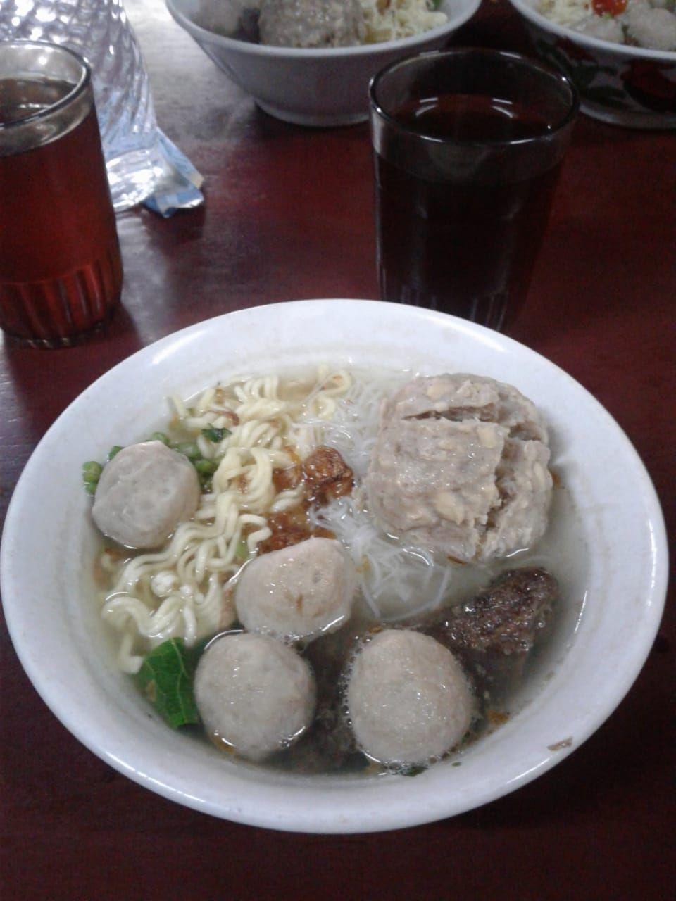 Mencicipi Bakso Boboho Kuliner Di Kota Bogor