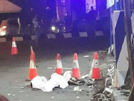 Pasca Ledakan di Kartosuro, Gubernur Jateng Minta Masyarakat Tenang