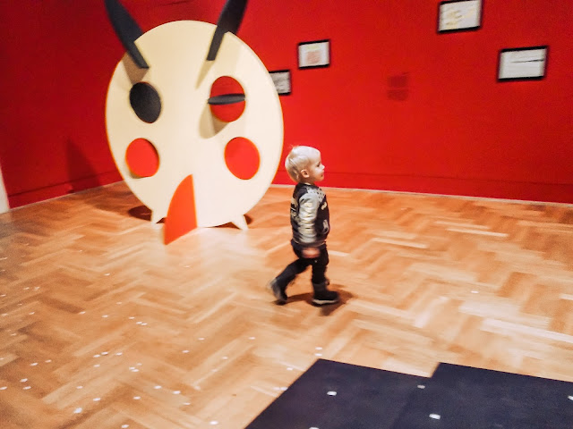 Co robić w ferie: Zachęta zachęca do kontaktu ze sztuką