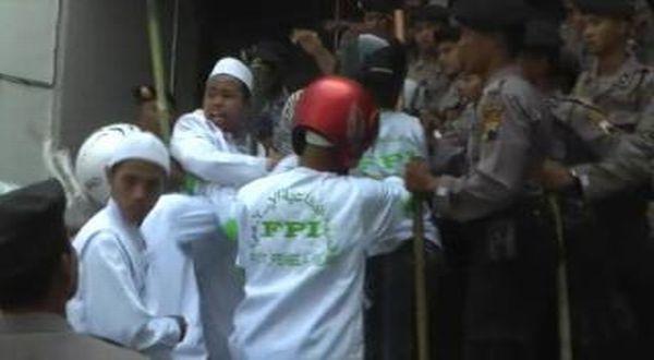 Polisi Kembali Ciduk Oknum Anggota Front Pembela Islam (FPI), Setelah Dilaporkan Oleh.....