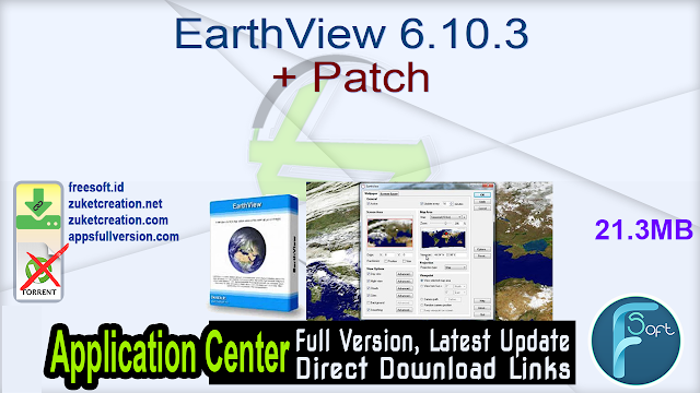 EarthView 6.10.3 + Patch
