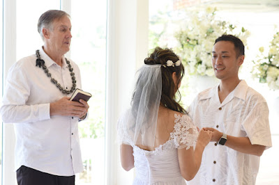 Honolulu Wedding Minister