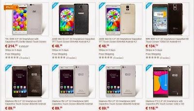 أفضل ثلاثة مواقع لشراء هواتف أندرويد بأثمنة منخفضة