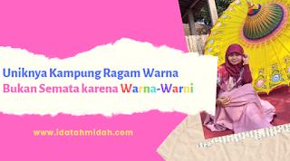 Kampung Ragam Warna