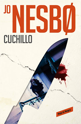 Cuchillo (Harry Hole 12) - Jo Nesbø (2019)