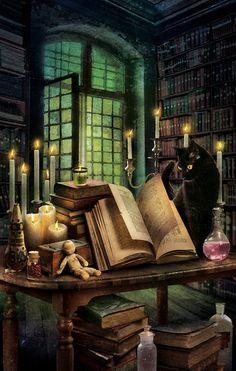 Nghi thức: Nhập môn của phù thủy