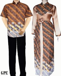 Model Baju Atasan Batik Untuk Pesta Pernikahan