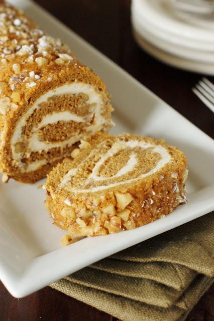 Creamy Pumpkin Cheesecake The Kitchen Is My Playground