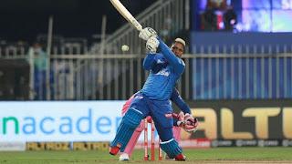 DC vs RR Highlights - 23rd Match IPL 2020