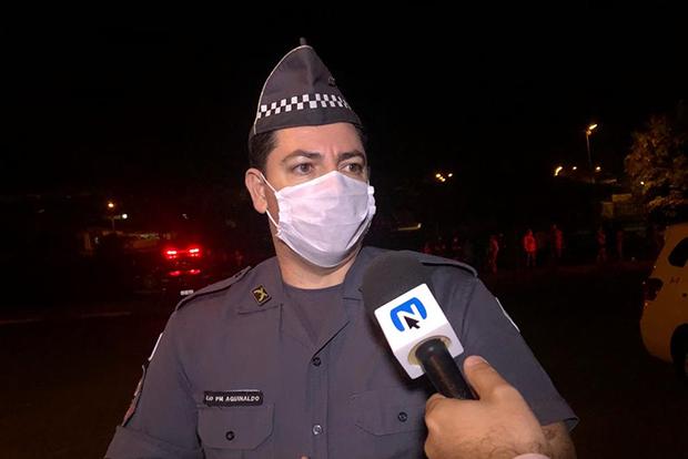 Homens mata vizinha com  escapamento de moto para matar mulher em Artur Nogueira