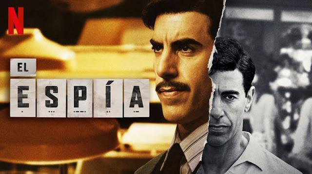 Reseña de 'El Espía', la serie de Netflix protagonizada por Sacha Baron Cohen