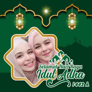 Gampang! Cara Pasang Twibbon Idhul Adha 2021, Lengkap Dengan Link Twibbon Idul Adha 1442 H