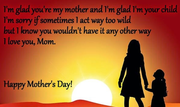 Mothers day Images with Sayings 2016