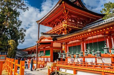Kuil Kasuga Taisha