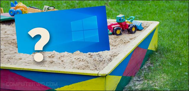 أهم 4 أشياء يمكنك القيام بها بواسطة خاصية Windows Sandbox Shutterstock_665435437-1984x890