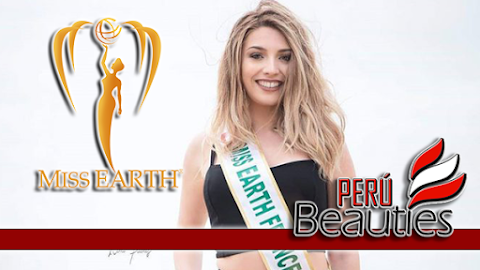 Sonate Terrassier es Miss Earth France 2019