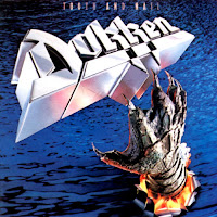 Alone again. Dokken
