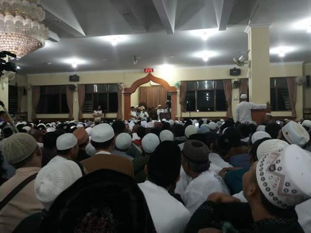 Rekor! Ini Peristiwa Sejarah yang Baru Terjadi Saat Ust Somad Ceramah di Bali