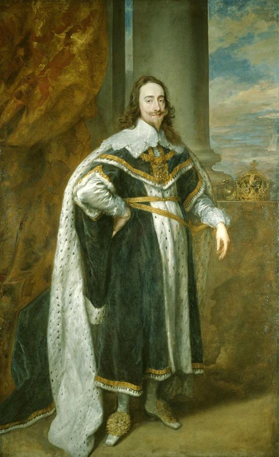 Charles I - English Monarch