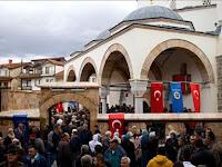 Turki Kembali Fungsikan Masjid Peninggalan Ottoman Di Eropa Selatan