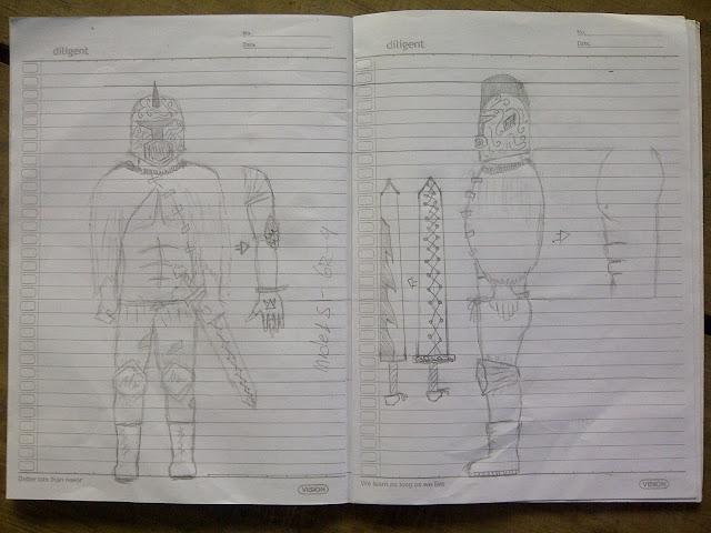 Blueprints Karakter