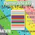 Planner 2018 #19: Falsas washi tapes de poá para você decorar seu planner gastando pouco