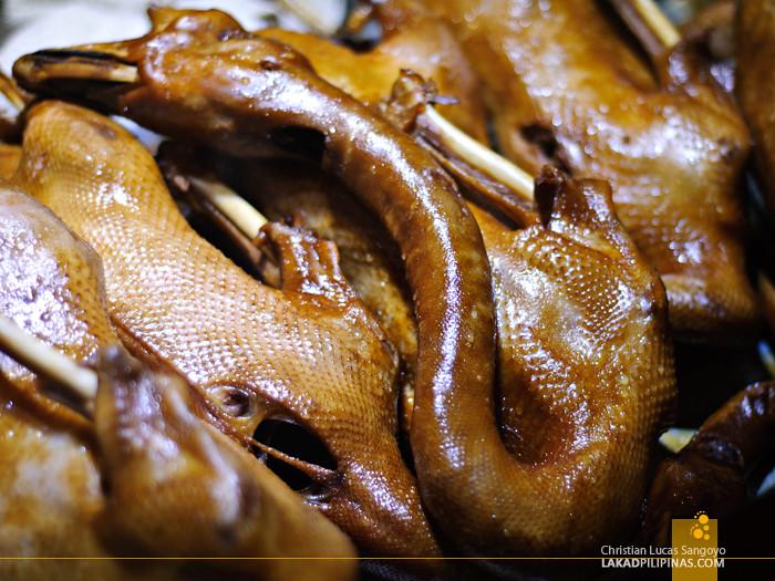 Cooked Goose Guangzhou China