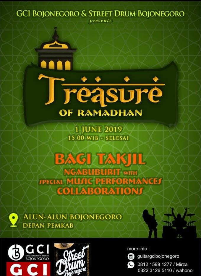 GCI Bojonegoro & Street Drum Bojonegoro Treasure of Ramadhan