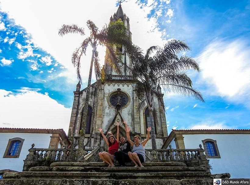 Igreja Nossa Senhora Mãe dos Homens Santuário do Caraça