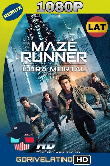 Maze Runner: La Cura Mortal (2018) BDRemux 1080p Latino-Ingles MKV