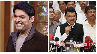 Kapil Sharma tweets to PM Modi