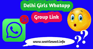 Delhi Girls Whatsapp Group Link