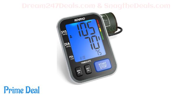 40% OFF Talking Blood Pressure Monitor