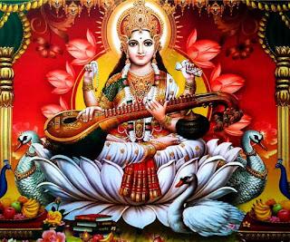 1008 Names of Goddess Saraswati