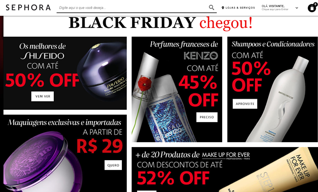 sephor black friday