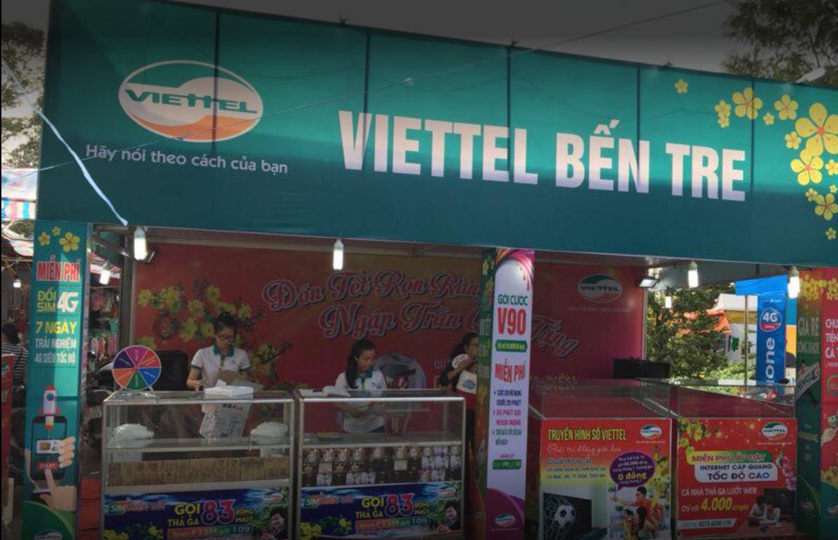 Viettel Chợ Lách - Tổng đài đăng ký Internet & Truyền hình Viettel