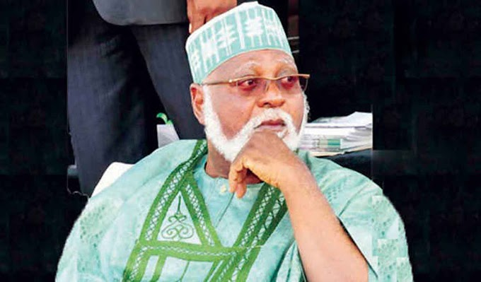 EFCC went to my guest house in error – Abdulsalami