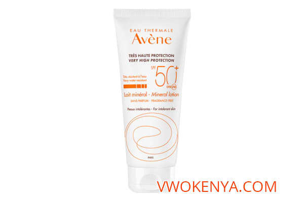 Kem chống nắng Avene Very High Protection Mineral Lotion 50+
