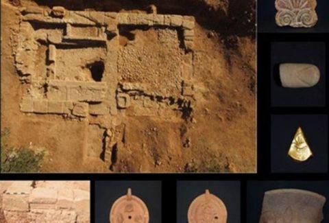 Βρέθηκαν κατάλοιπα αρχαίας πόλης στην Κόρινθο !Τάφοι, ειδώλια, αγγεία και νομίσματα!