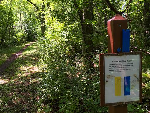 Ice Age Trail Janesville to Milton Segment